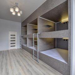 Хостел GetCapsule Стандартный номер с различными типами кроватей фото 5
