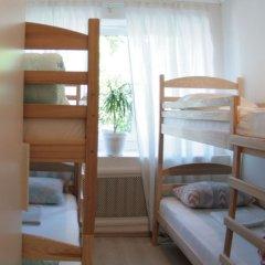 Гостиница Oh My Kant on Olshtynskaya Кровать в женском общем номере с двухъярусными кроватями фото 2