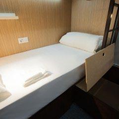 Гостиница Buran Capsule удобства в номере фото 2