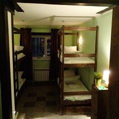 Хостел №1 Электрозаводская Кровать в мужском общем номере с двухъярусной кроватью фото 3