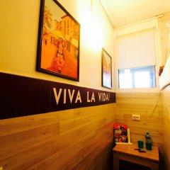 Мини-Отель Viva la Vida Номер Эконом с двуспальной кроватью (общая ванная комната) фото 3