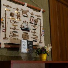 Мини-Отель Идеал Кровать в общем номере с двухъярусными кроватями фото 5