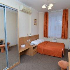 Гостиница Евротель Южный комната для гостей фото 3
