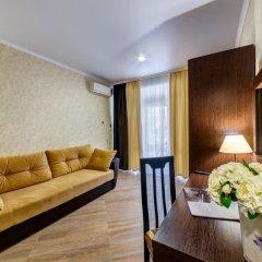 Гостиница Азария Люкс с различными типами кроватей фото 8