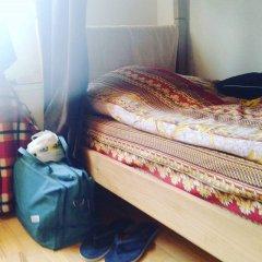 Like Hostel Tbilisi Кровать в общем номере с двухъярусной кроватью фото 15