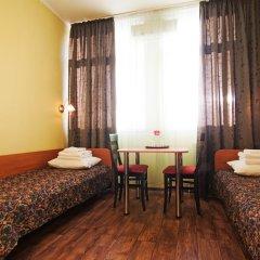 Мини-отель на Электротехнической Стандартный номер с различными типами кроватей фото 6
