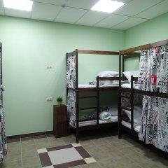 Хостел №1 Электрозаводская Кровать в мужском общем номере с двухъярусной кроватью фото 7