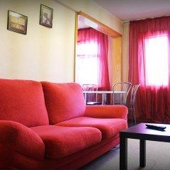 Апартаменты Добрые Сутки на Мухачева 133 Апартаменты с различными типами кроватей