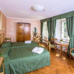Hotel Roma Prague 4* Улучшенный номер с различными типами кроватей