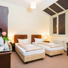 Upper Room Hotel Kurfurstendamm 3* Стандартный номер с различными типами кроватей фото 3