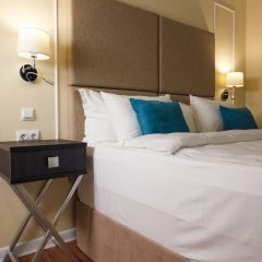 Гостиница Голубая Лагуна Люкс разные типы кроватей фото 7
