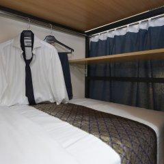 Отель Backpacker 16 Accommodation Кровать в общем номере с двухъярусной кроватью фото 5