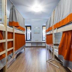 Лайк Хостел Санкт-Петербург на Театральной Кровать в общем номере с двухъярусной кроватью фото 3