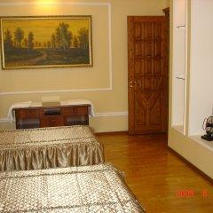 Гостиница Омега 3* Апартаменты с различными типами кроватей
