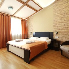 Гостиница Привилегия 3* Улучшенный номер с различными типами кроватей фото 12