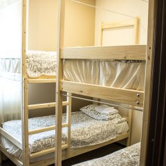 Хостел Дом Аудио Кровати в общем номере с двухъярусными кроватями фото 9