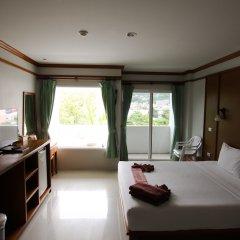 Отель Patong Pearl Resortel комната для гостей фото 21