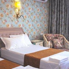 Гостевой Дом Семь Морей Номер Делюкс разные типы кроватей фото 12