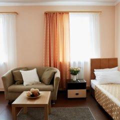 """Гостиница """"Каширская"""" Тюмень Центр 3* Стандартный номер разные типы кроватей фото 4"""