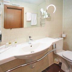 Гостиница Евроотель Ставрополь 4* Номер Бизнес с двуспальной кроватью фото 3