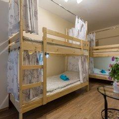 Лайк Хостел Санкт-Петербург на Театральной Кровать в общем номере с двухъярусной кроватью фото 2
