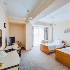 Гостиница Визит 3* Стандартный номер с двуспальной кроватью фото 7