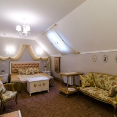 Гостиница Гарден 3* Люкс с различными типами кроватей фото 3