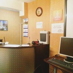 Мини-отель Роза Ветров Семейный номер Эконом с разными типами кроватей (общая ванная комната) фото 12