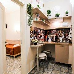 Мини-Отель Меланж Апартаменты с различными типами кроватей фото 9