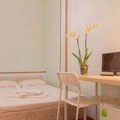 Гостиница Андрон на Площади Ильича Номер Эконом разные типы кроватей