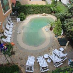 Отель Villa Brigantina бассейн