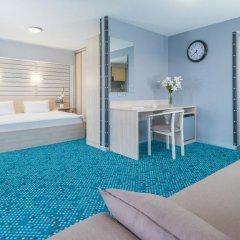 Гостиница Ялта-Интурист 4* Студия Делюкс с различными типами кроватей фото 4