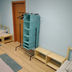 Shelter Hostel Кровать в общем номере фото 3