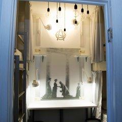 Хостел Артбухта Кровать в общем номере с двухъярусной кроватью фото 6