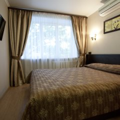 Гостиница СеверСити 3* Стандартный номер с двуспальной кроватью фото 2