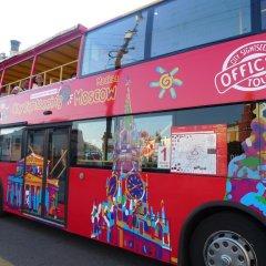 Апартаменты Moscow городской автобус