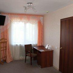 Гостиница AMAKS Центральная Студия разные типы кроватей фото 5