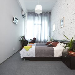 Хостел Bla Bla Hostel Rostov Номер категории Эконом с различными типами кроватей
