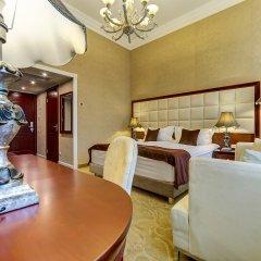 Гостиница Akyan Saint Petersburg 4* Номер Делюкс с различными типами кроватей фото 7