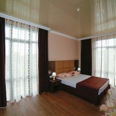 Гостиница Вавилон 3* Люкс с различными типами кроватей фото 2