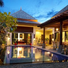 Отель The Bell Pool Villa Resort Phuket 5* Вилла с различными типами кроватей фото 14