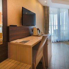 Гостиница Оздоровительный комплекс Дагомыc 4* Стандартный номер с 2 отдельными кроватями фото 2