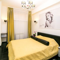 Гостевой дом Ривьера Улучшенные апартаменты с разными типами кроватей