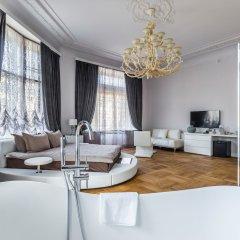 Гостиница Akyan Saint Petersburg 4* Люкс с различными типами кроватей фото 16