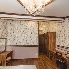 Мини-Отель Вилла Полианна Номер Комфорт с различными типами кроватей фото 7