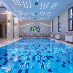Гостиница Medical SPA Rosa Springs бассейн