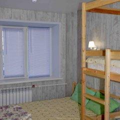 Хостел на Гуртьева Стандартный номер с различными типами кроватей фото 13
