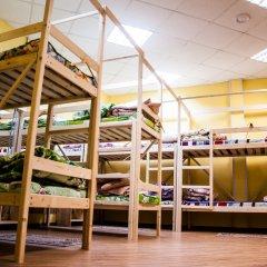 Хостел Sleep&Go Кровать в общем номере с двухъярусной кроватью фото 6