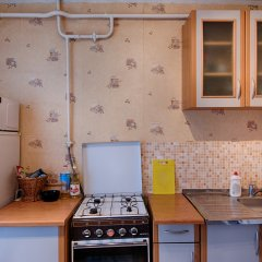 Апартаменты у метро Коломенская в номере фото 2