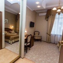 Мини-Отель Оазис Стандартный номер с различными типами кроватей фото 4